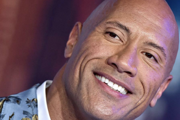 Dwayne Johnson Reveals