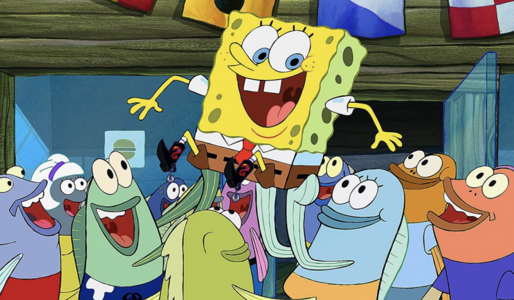 "'SpongeBob' episodes removed from Paramount+ for ""inappropriate"" storylines"