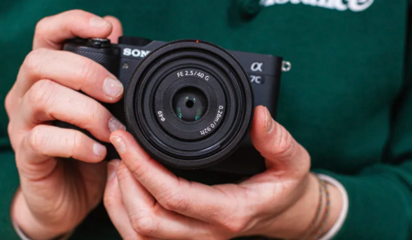 Sony's new prime lenses are the small saviors I've been looking for